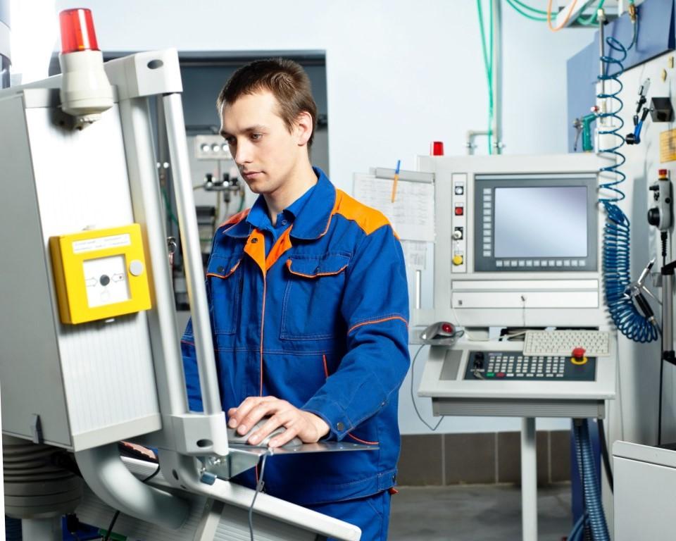 Обучение ЧПУ на производстве