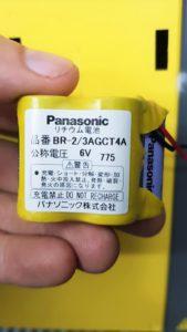 Батарейка fanuc